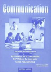 Guide Communication - Couverture - Format classique
