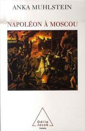 Napoléon à Moscou - Intérieur - Format classique