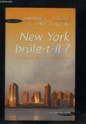 New York Brule T-Il - Couverture - Format classique