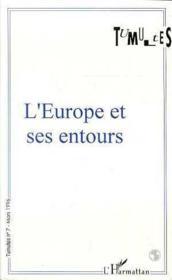 L'Europe Et Ses Entours - Couverture - Format classique