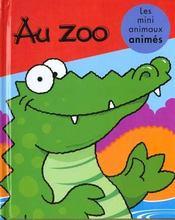 Au zoo - Intérieur - Format classique