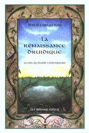 Renaissance Druidique (La) - Intérieur - Format classique