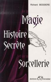 Histoire secrète de la magie et de la sorcellerie - Intérieur - Format classique