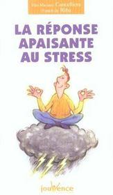 Reponse Apaisante Au Stress (La) N.77 - Intérieur - Format classique