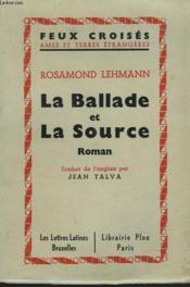La Ballade Et La Source - Couverture - Format classique