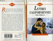 Lettres Californiennes - Mai Lorder Wife - Couverture - Format classique