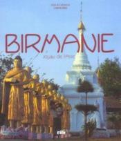 Birmanie - Couverture - Format classique