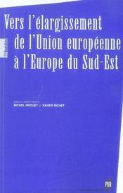 Vers l'élargissement de l'union européenne à l'europe du sud-est - Intérieur - Format classique
