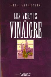 Vertus Du Vinaigre - Intérieur - Format classique