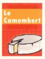 Le Camembert Mini-Livre - Couverture - Format classique