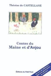 Contes du maine et d'anjou - Couverture - Format classique
