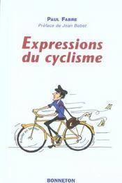 Expressions du cyclisme - Intérieur - Format classique