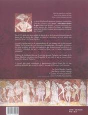 La danse macabre de l'abbaye de la chaise-dieu ; etude d'une fresque du xv siecle - 4ème de couverture - Format classique