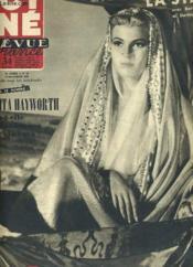 Cine Revue France - 33e Annee - N° 38 - La Star - Couverture - Format classique
