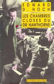 Les Chambres Closes Du Dr Hawthorne - Couverture - Format classique