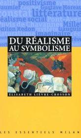 Du realisme au symbolisme - Intérieur - Format classique