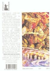 Les annales du disque-monde t.19 ; pieds d'argile - 4ème de couverture - Format classique