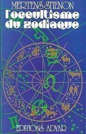 Occultisme Du Zodiaque - Couverture - Format classique