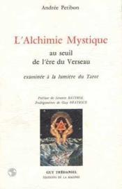 Alchimie Mystique - Couverture - Format classique