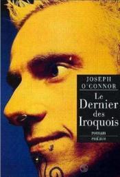 Le Dernier Des Iroquois - Couverture - Format classique