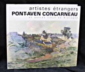 Artistes Etrangers A Pont Aven - Couverture - Format classique