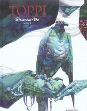 Bande Dessinee Sharaz-De T1 - Intérieur - Format classique
