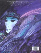 Bande Dessinee Sharaz-De T1 - 4ème de couverture - Format classique