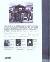 Denim ; l'epopee illustree d'un tissu de legende - 4ème de couverture - Format classique