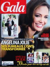 Gala N°978 du 07/03/2012 - Couverture - Format classique
