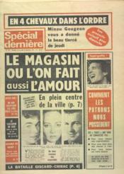 Special Derniere N°355 du 19/12/1975 - Couverture - Format classique