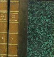Vie Et Oeuvre. Memoires En 2 Tomes. - Couverture - Format classique