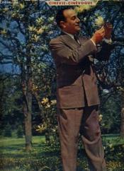CINEMONDE - 19e ANNEE - N° 875 - TINO ROSSI célèbre avec nous les joies du printemps - Couverture - Format classique