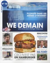 Vente livre :  We Demain N.15  - We Demain