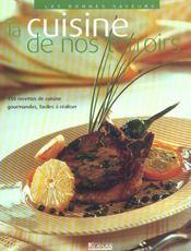 La Cuisine De Nos Terroirs - Intérieur - Format classique