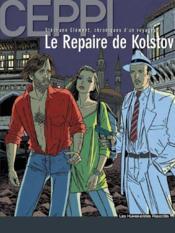 Stephane Clement T.3 ; Le Repaire De Kolstov - Couverture - Format classique