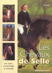 Chevaux De Selle (Les) - Couverture - Format classique