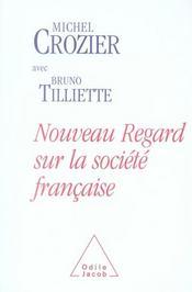 Nouveau regard sur la société française - Intérieur - Format classique