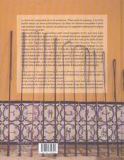 Passion Du Cheval En Andalousie - 4ème de couverture - Format classique