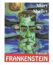 Frankenstein mini-livre collection 3/2 - Couverture - Format classique