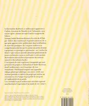 Andre Ravereau, L'Atelier Du Desert - 4ème de couverture - Format classique