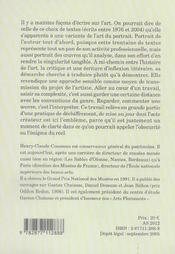 La Nuit Claire - 4ème de couverture - Format classique