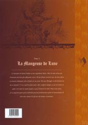 Mortepierre t.3 ; la mangeuse de lune - 4ème de couverture - Format classique