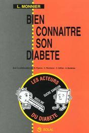 Bien Connaitre Son Diabete - Intérieur - Format classique