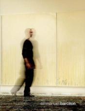 Emmanuel Barcilon - Couverture - Format classique