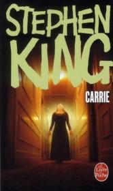 Vente livre :  Carrie  - Stephen King