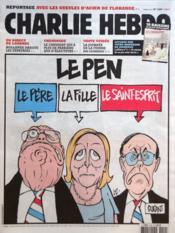 Charlie Hebdo N°1029 du 07/03/2012 - Couverture - Format classique