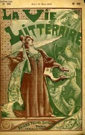 Etrennes De Pion. La Vie Litteraire. - Couverture - Format classique
