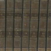 Dictionnaire De Medecine Ou Repertoire General Des Sciences Medicales Consideres Sous Les Rapports Theorique Et Pratique - Tome 2 3 7 14 15 17 - Couverture - Format classique