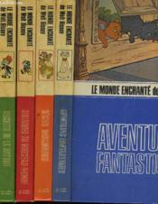 Le Monde Enchante De Walt Disney - Deuxieme Coffret - Couverture - Format classique