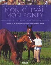 Mon cheval, mon poney - Intérieur - Format classique